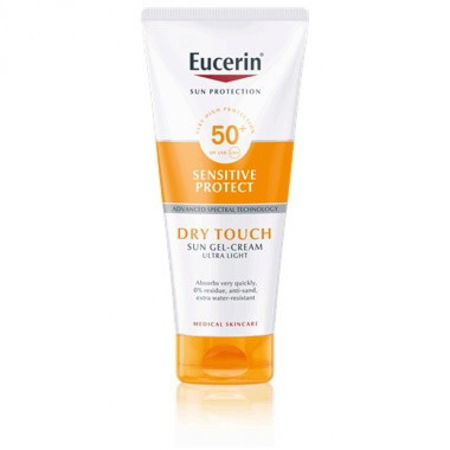 Picture of EUCERIN 83555 SUN OIL CONTROL DRY TOUCH GEL KREMA SPF-50 200ML