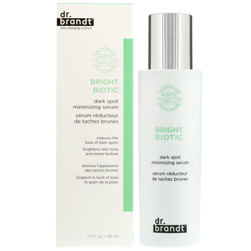 Picture of DR.BRANDT BIOTIC SERUM ZA UKLANJANJE TAMNIH MRLJA  50ML