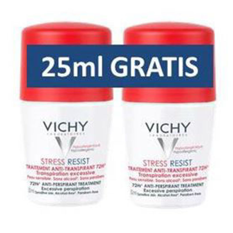 Picture of VICHY DEO ROLL ON ANTISTRESS DUO