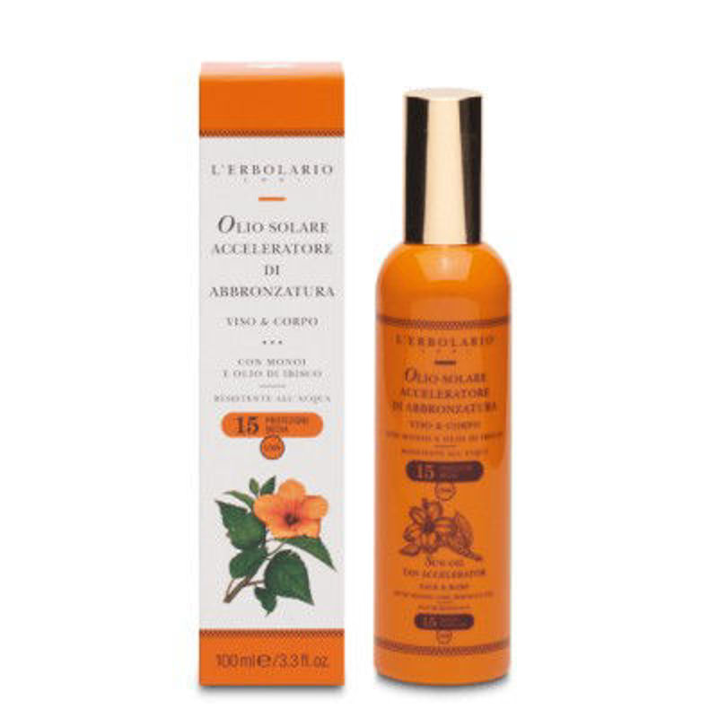 Picture of L'ERBOLARIO SUN ULJNI SPREJ SPF15 100ML