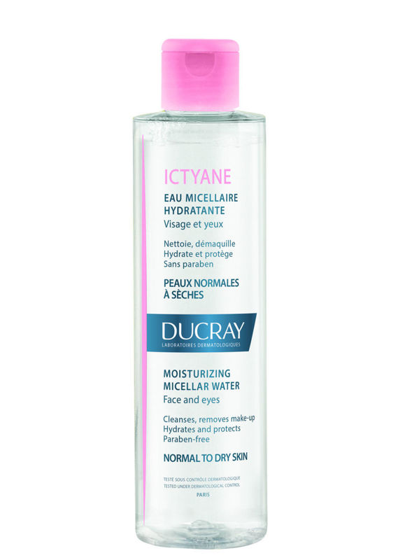Picture of DUCRAY ICTYANE MICELARNA VODA 400 ML