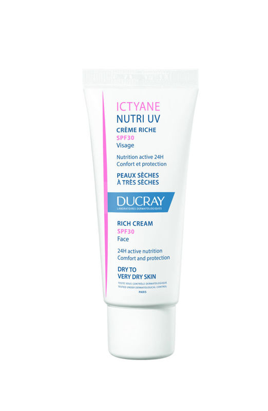 Picture of DUCRAY ICTYANE NUTRI UV BOGATA KREMA 40ML