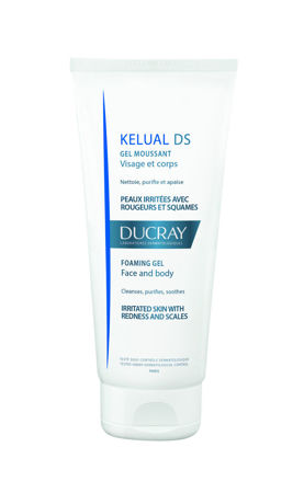 Picture of DUCRAY KELUAL DS PJENUŠAVI GEL 200 ML