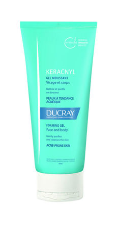 Picture of DUCRAY KERACNYL PJENUŠAVI GEL 200 ML