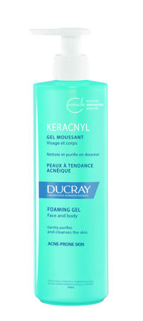 Picture of DUCRAY KERACNYL PJENUŠAVI GEL 400 ML