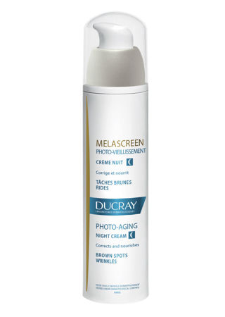 Picture of DUCRAY MELASCREEN NIGHT CREAM 50 ML