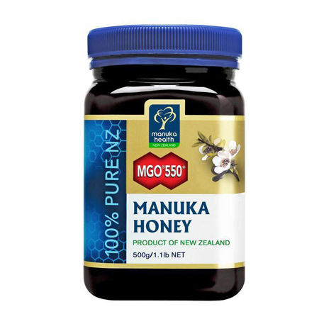 Picture of MANUKA MED MGO 550 PLUS 500G