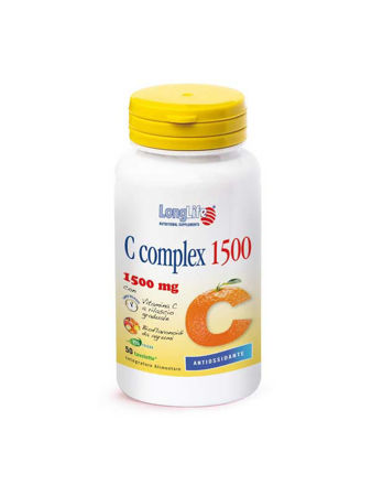 Picture of LongLife C-COMPLEX 1500 TABLETE 50KOM