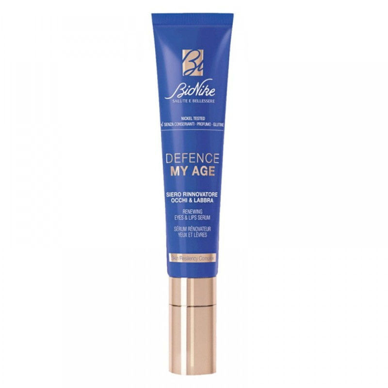 Picture of BIONIKE DEFENCE MY AGE EYES & LIPS SERUM  15ML
