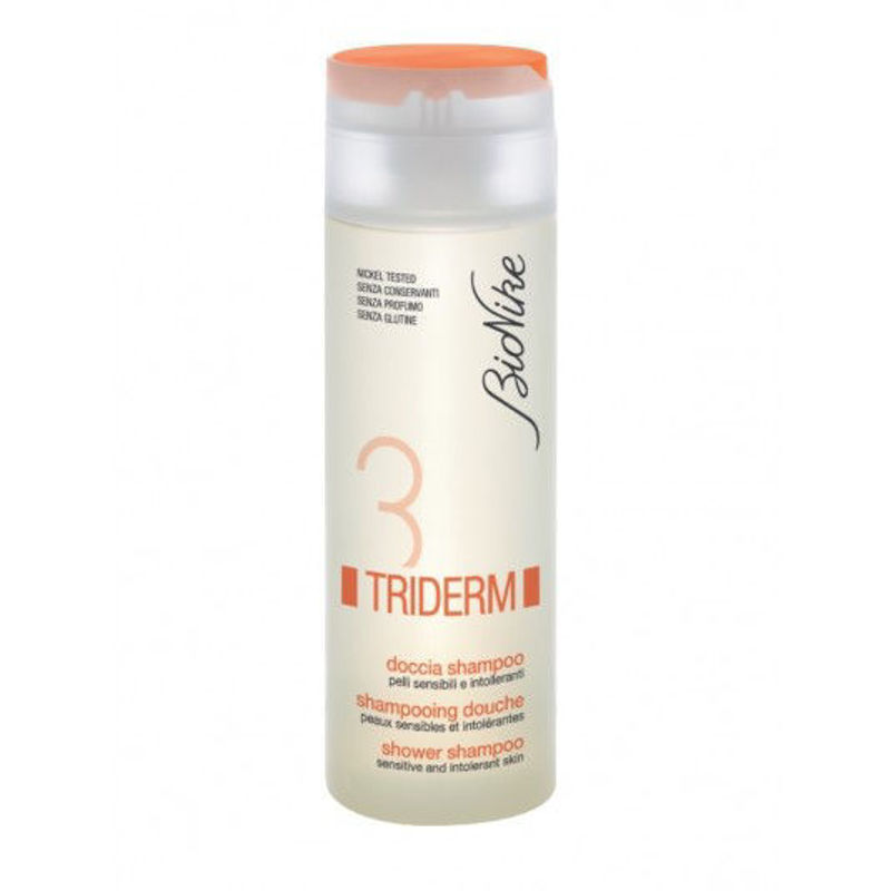 Picture of BIONIKE TRIDERM SHOWER SHAMPOO 400ML