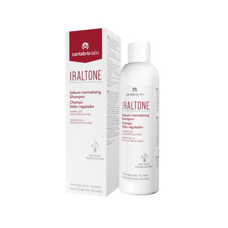 Picture of IRALTONE ŠAMPON SEBUM-NORMAL 200ML