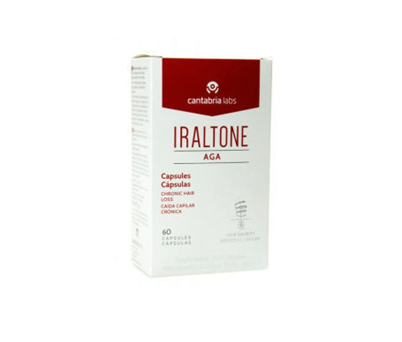 Picture of IRALTONE AGA 60 KAPSULE