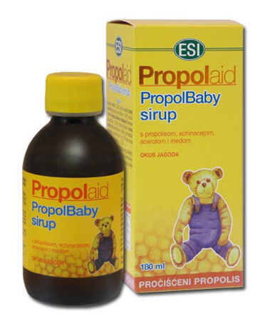 Picture of ESI PROPOLBABY SIRUP 180ML