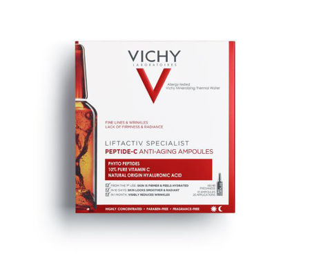 Picture of VICHY Liftactiv Peptide-C anti-ageing ampule NOVO
