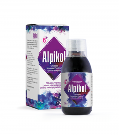 Picture of ALPIKOL SIRUP 120 ML