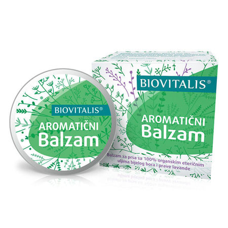Picture of BIOVITALIS AROMATIČNI BALZAM 45 ML