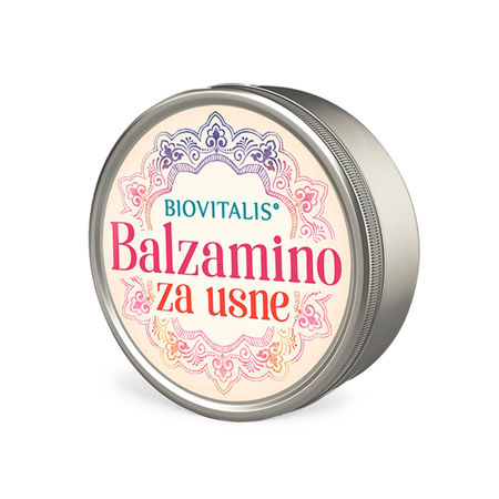 Picture of BIOVITALIS BALZAMINO ZA USNE 15 ML
