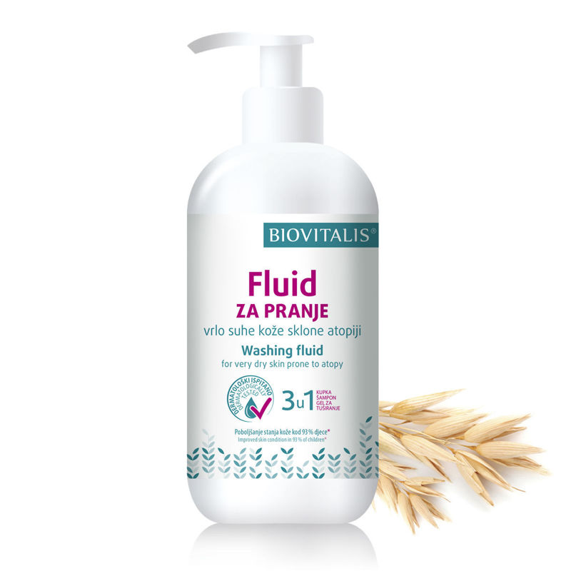 Picture of BIOVITALIS FLUID ZA PRANJE  250ML