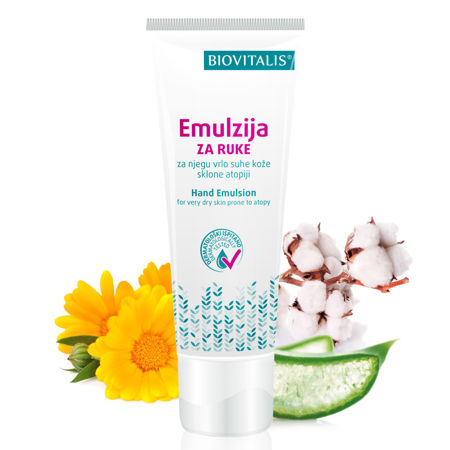 Picture of BIOVITALIS EMULZIJA ZA RUKE 75 ML