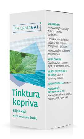 Picture of PHARMAGAL TINKTURA KOPRIVA 50 ML