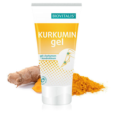Picture of BIOVITALIS KURKUMIN GEL 150 ML
