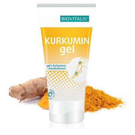 Picture of BIOVITALIS KURKUMIN GEL 150 ML