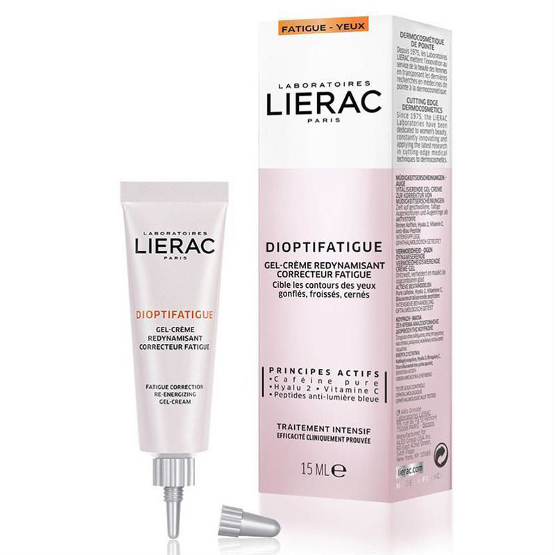 Picture of LIERAC DIOPTIFATIGUE GEL KREMA PROTIV ZNAKOVA UMORA 15ML