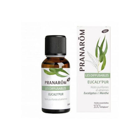 Picture of PRANAROM EUCALY PLUS MJEŠAVINA ZA DIFUZER 30ML