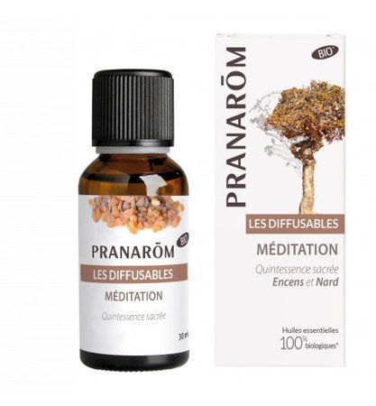 Picture of PRANAROM MEDITATION MJEŠAVINA ZA DIFUZER 30ML
