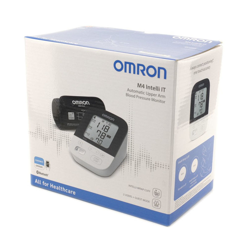 Picture of OMRON M4 IT Intelli tlakomjer