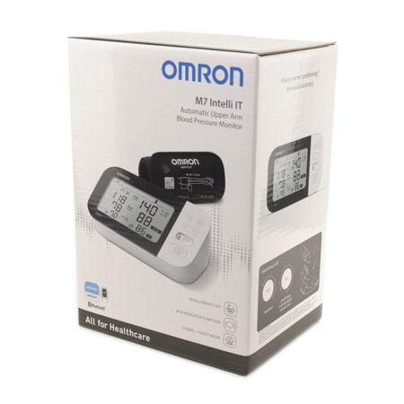 Picture of OMRON M7 INTELLI IT tlakomjer sa pametnom manžetom + smartphone aplikacija
