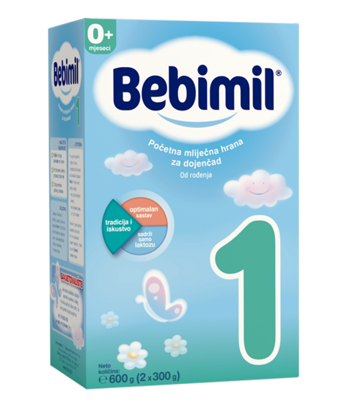 Picture of BEBIMIL 1 600 G