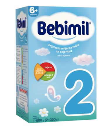 Picture of BEBIMIL 2 600 G