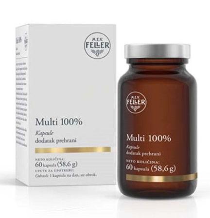 Picture of FELLER MULTI 100% 60 TABLETA