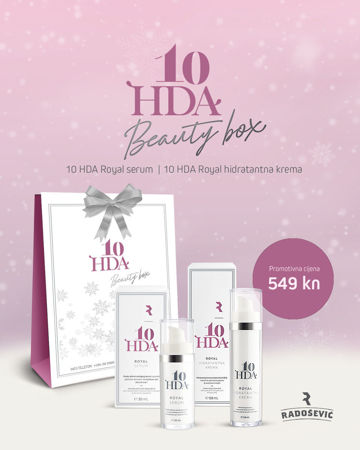Picture of RADOŠEVIĆ BEAUTY BOX KREMA+ SERUM 10 HDA