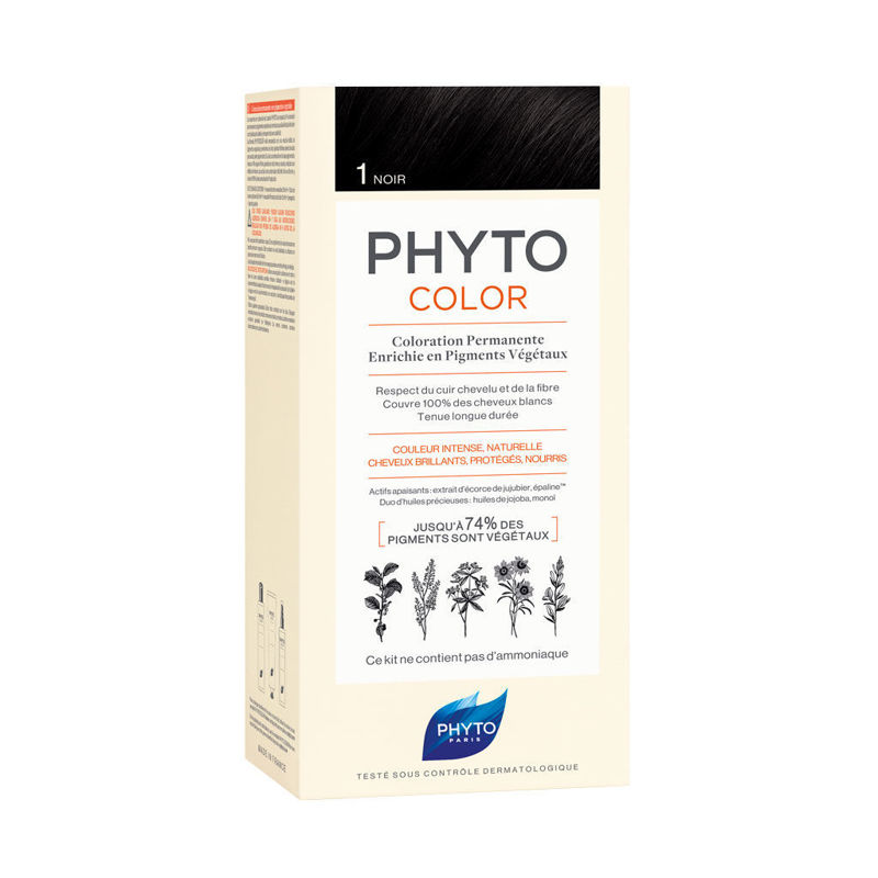Picture of PHYTO COLOR BR 1 CRNA