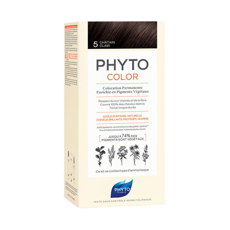 Picture of PHYTO COLOR BR 5 SVIJETLI KESTEN