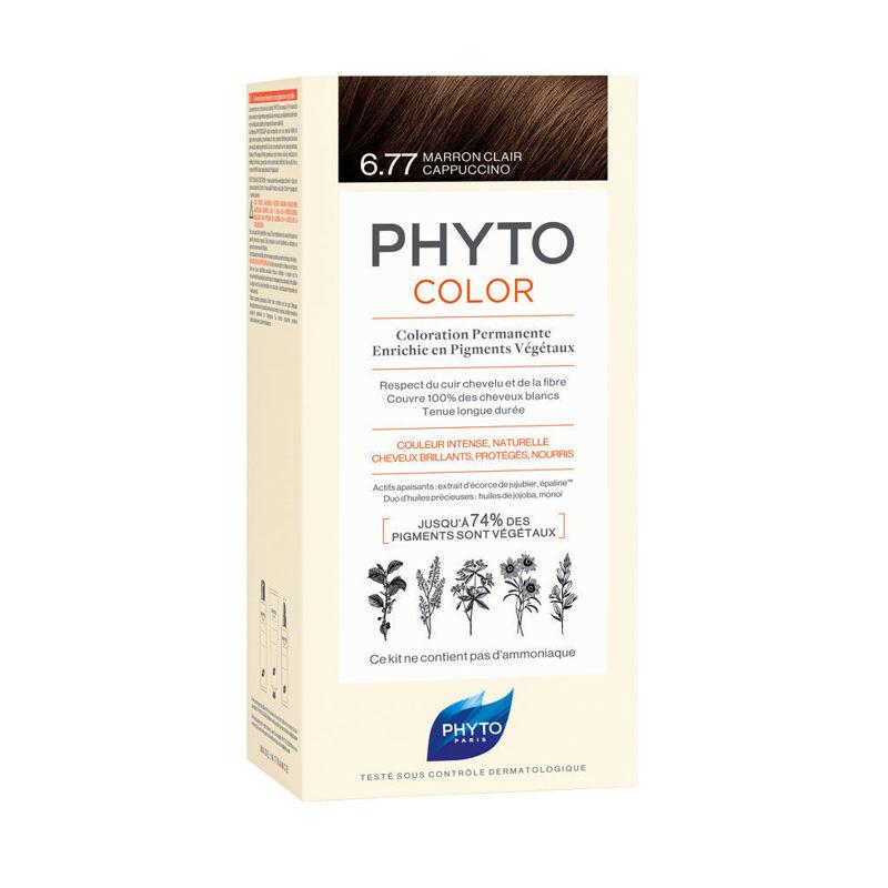 Picture of PHYTO COLOR BR 6,77 KESTEN TAMNO PLAVA