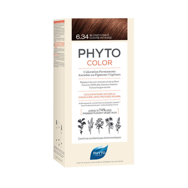 Picture of PHYTO COLOR BR 6.34 TAMNO BAKRENO