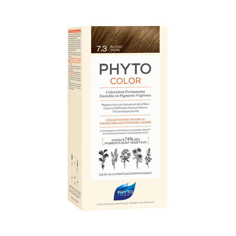 Picture of PHYTO COLOR BR 7.3