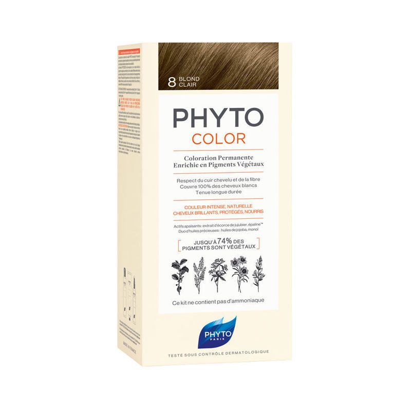 Picture of PHYTO COLOR BR 8 SVIJETLO PLAVA