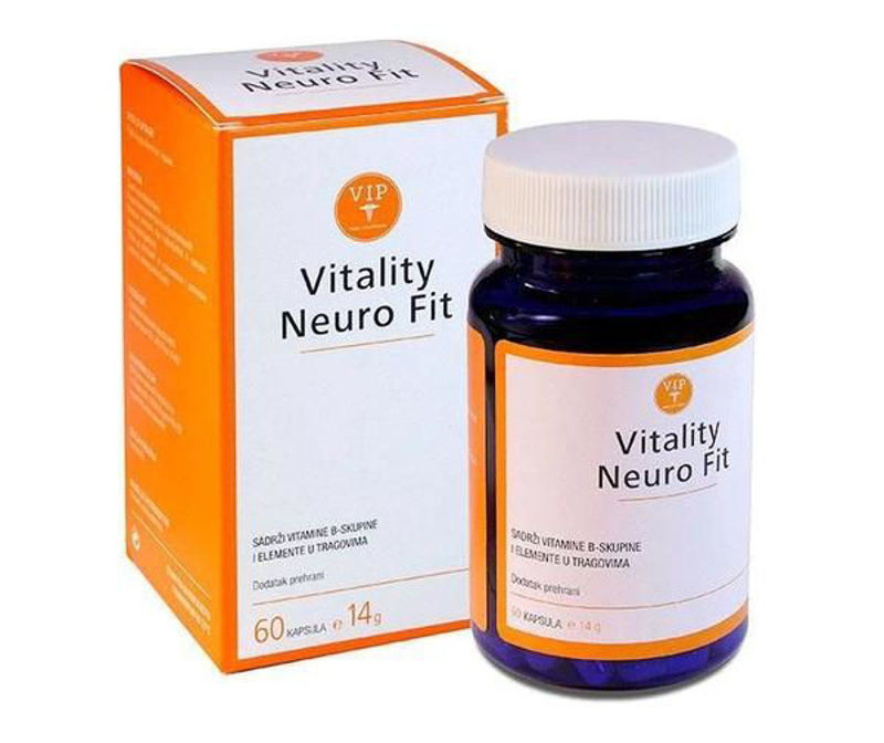 Picture of VIP NEURO FIT 60 KAPSULA