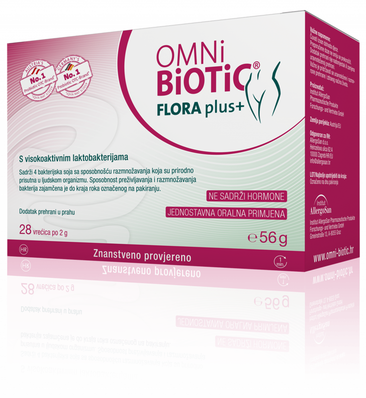 Picture of VIP OMNI BIOTIC  FLORA PLUS 28 X 2 GRAMA