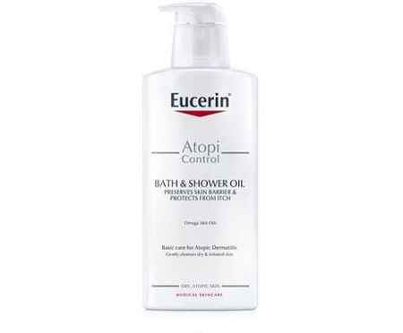 Picture of EUCERIN 63173 AtopiControl ulje za tuširanje 400 ml