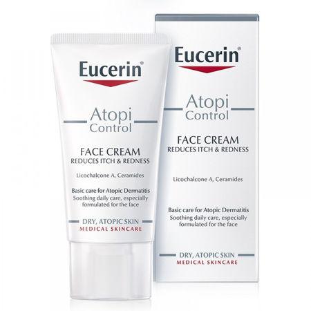 Picture of EUCERIN 63614 AtopiControl krema za lice 50 ml
