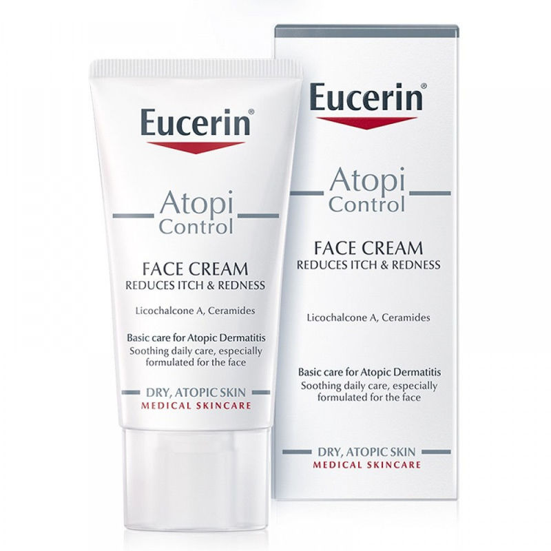 Picture of EUCERIN 63614 AtopiControl krema za lice 50 ml