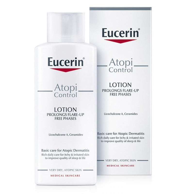 Picture of EUCERIN 89786 AtopiControl losion 100 ml