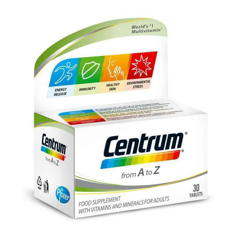 Picture of CENTRUM A-Z 30 tableta