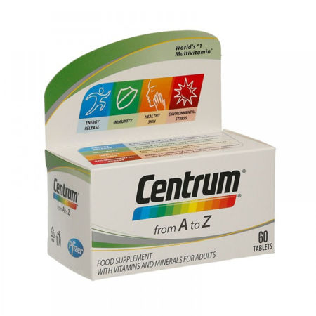 Picture of CENTRUM A-Z 60 tableta