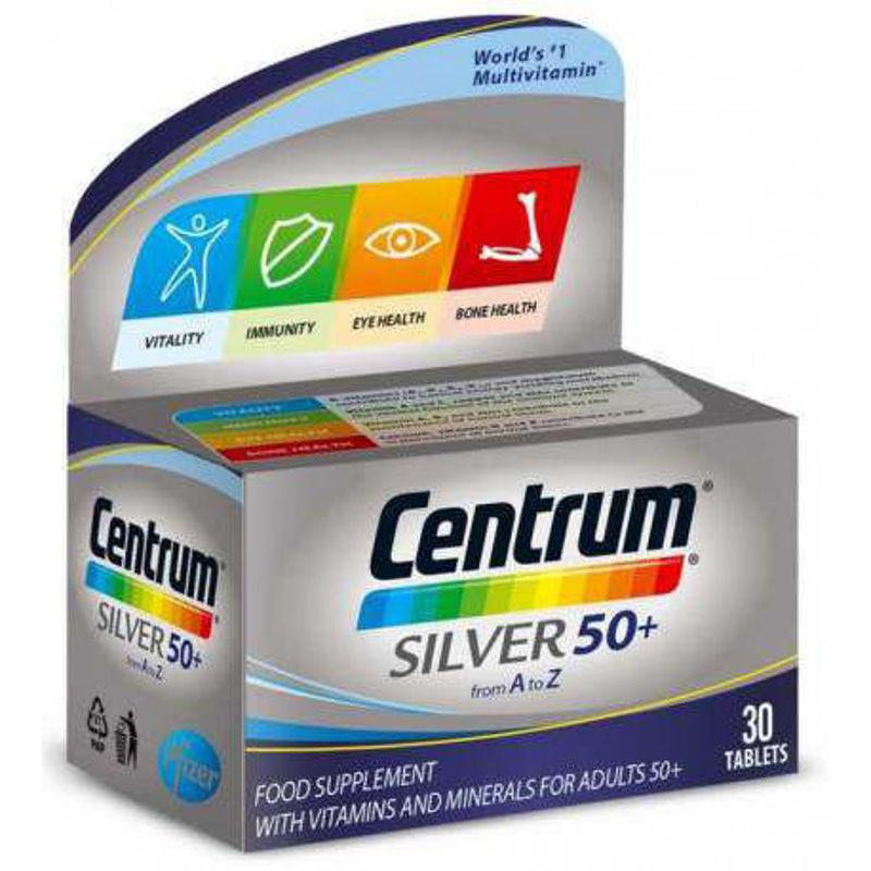 Picture of CENTRUM SILVER 50+  30 tableta